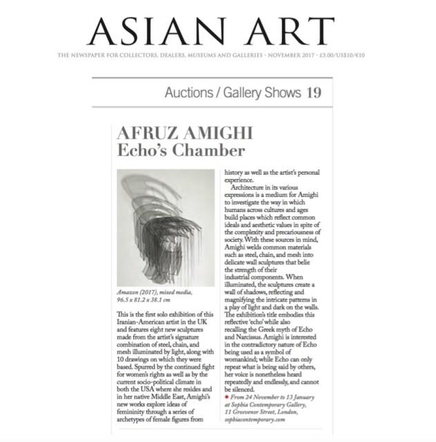 Asian Art Newspaper