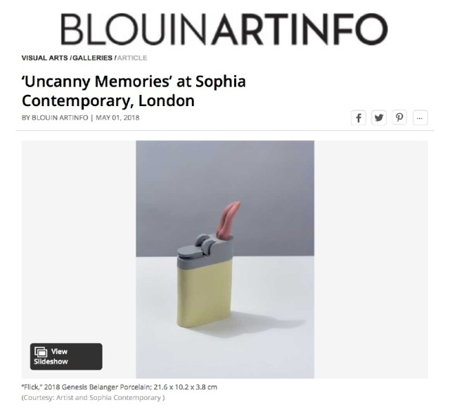 'Uncanny Memories;