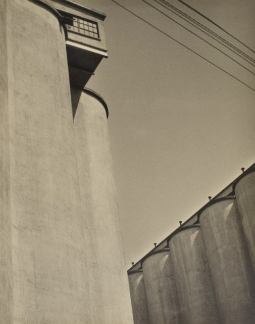 Untitled (cylinders and lines), 1934 © John Vanderpant
