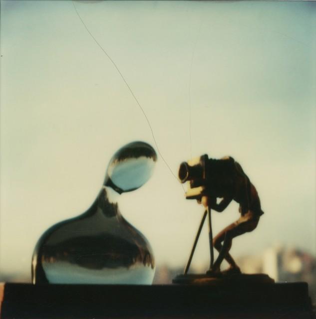 André Kertész 1894-1985 December 5, 1979 Dated, in pencil, au verso Estate # SX 0284 Provenance: Direct from the Estate of André Kertész, New York Polaroid SX-70