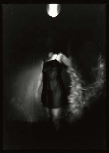 Éliane Excoffier Obscures VI, 2004 Signed, titled, dated and editioned, in pencil, au verso Contact print from a 7 x 5 inch paper negative made with a pinhole camera Printed in 2005 Gelatin silver print 11 x 14 in 27.94 x 35.56 cm Edition of 5 (#1/5)