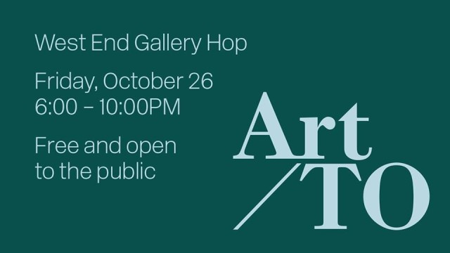 Art Toronto | West End Gallery Hop