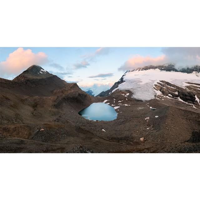 Chaltwasser Gletscher, Switzerland, 2014 © Scott Conarroe