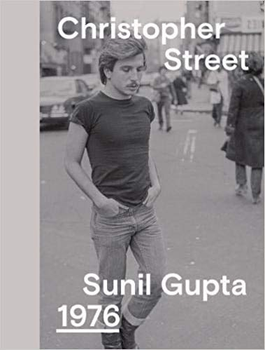 Sunil Gupta | Christopher Street, 1976, $130 + HST & Shipping