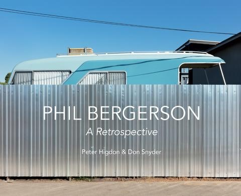 Phil Bergerson | A Retrospective, $65.00 + HST & SHIPPING