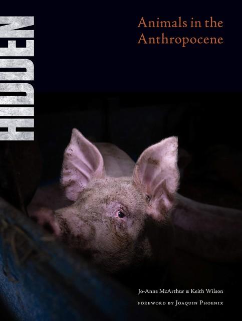 HIDDEN: Animals in the Anthropocene, $95.00 + HST & Shipping