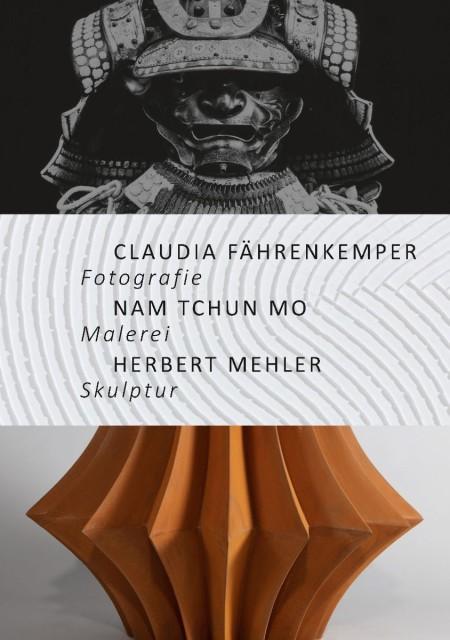 Claudia Fährenkemper   Claudia Fährenkemper - Fotografie, Nam Tchun Mo - Malerei, Herbert Mehler - Skulptur, $ 55.00 + HST...