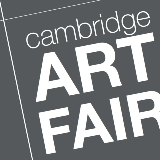 Cambridge Art Fair, Guildhall, Market Hill