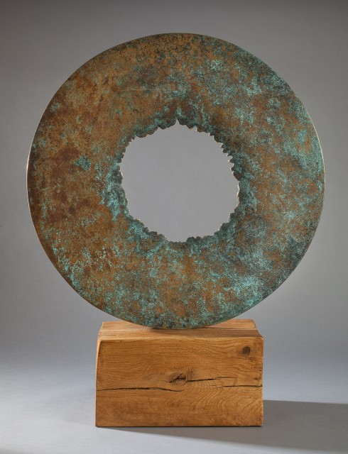 COPPER AND BRONZE, An exhibition of metal plate etching and sculpture