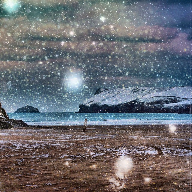 Pentire Starlight, Charity Christmas Card