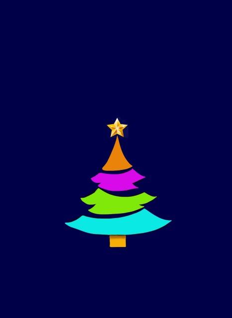 Bright Star, Charity Christmas Card