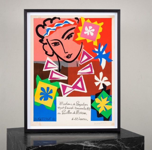 PICASSO, MIRÓ, MATISSE AND OTHER MOURLOT MASTERS