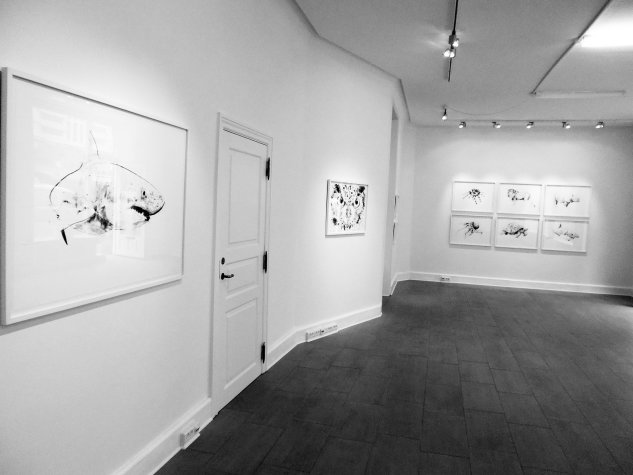 Monochrome Exhibition - Copenhagen