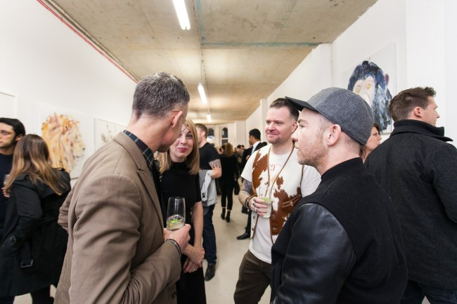 Critical Private View