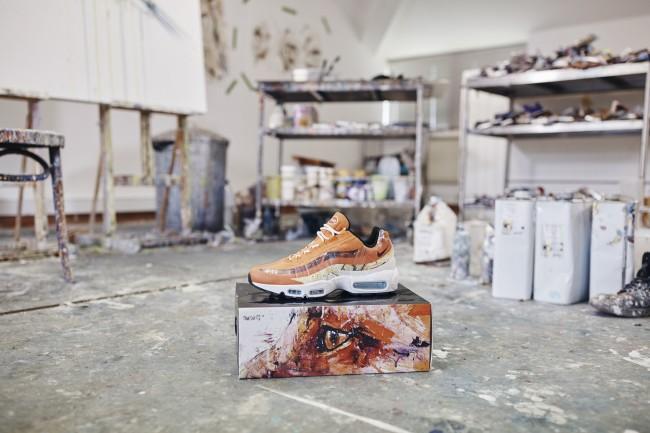 Size? x Nike AM 95 x DW