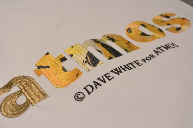 Atmos x Dave White