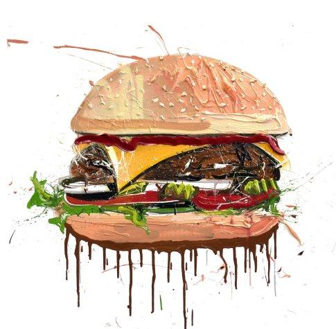 Cheeseburger (WOMD)
