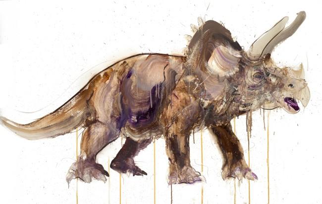 Triceratops I, 2020