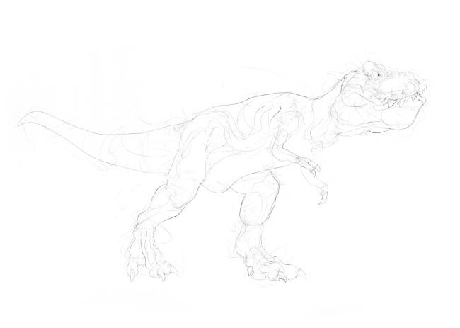 T Rex III