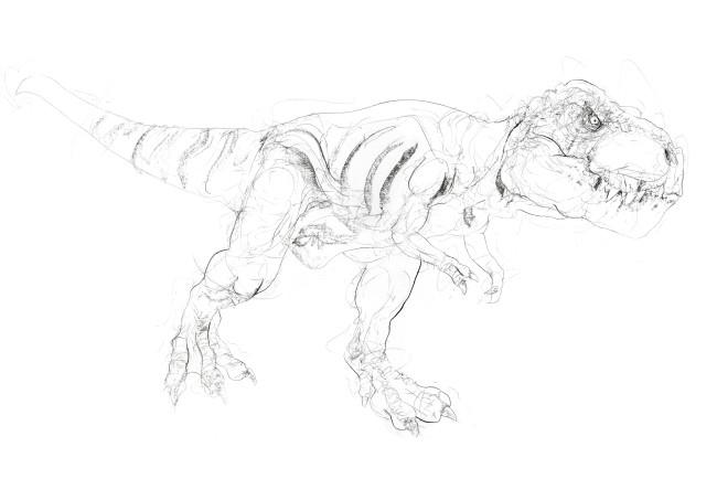 T Rex VI