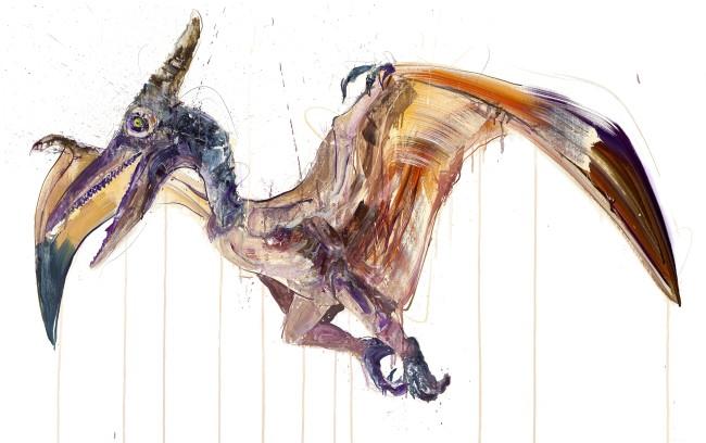 Pteranodon, 2020