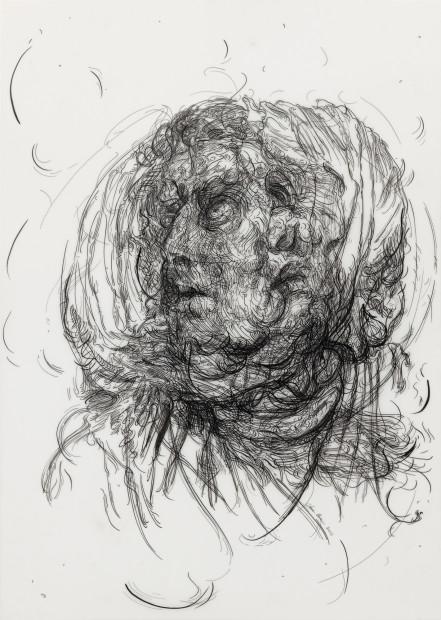Drawing 7 (after Greuze/Greuze)