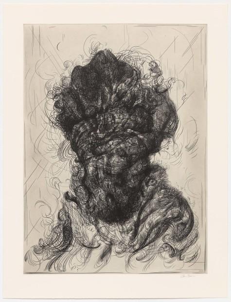 <span class=&#34;artist&#34;><strong>Glenn Brown</strong></span>, <span class=&#34;title&#34;><em>Half-Life (after Rembrandt) 5</em>, 2016</span>