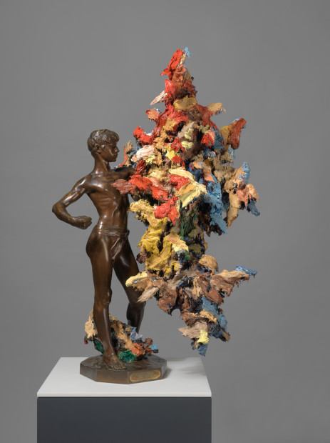 <span class=&#34;artist&#34;><strong>Glenn Brown</strong></span>, <span class=&#34;title&#34;><em>American Sublime</em>, 2017</span>