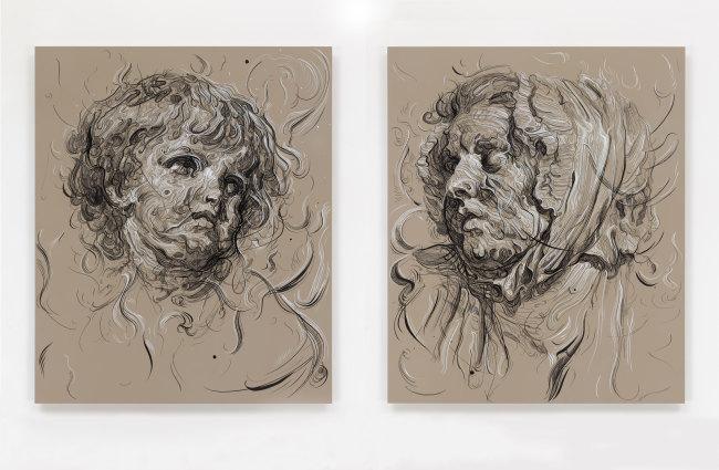 <span class=&#34;artist&#34;><strong>Glenn Brown</strong></span>, <span class=&#34;title&#34;><em>Hinkley Point</em>, 2016</span>