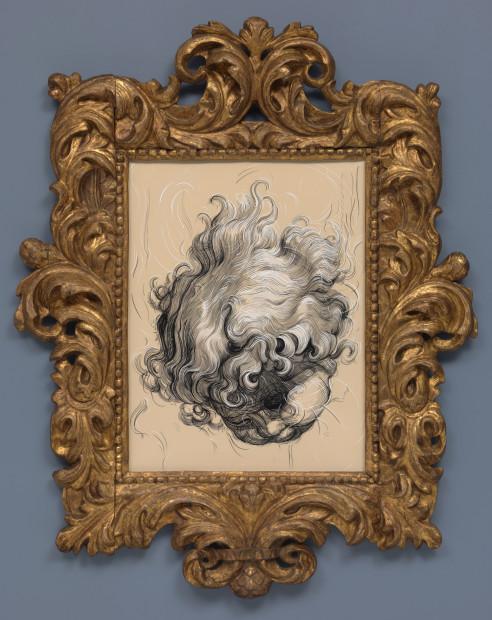 <span class=&#34;artist&#34;><strong>Glenn Brown</strong></span>, <span class=&#34;title&#34;><em>Fat Boy (1945)</em>, 2018</span>
