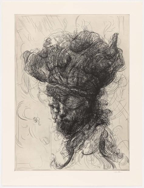 <span class=&#34;artist&#34;><strong>Glenn Brown</strong></span>, <span class=&#34;title&#34;><em>Half-Life (after Rembrandt) 6</em>, 2016</span>