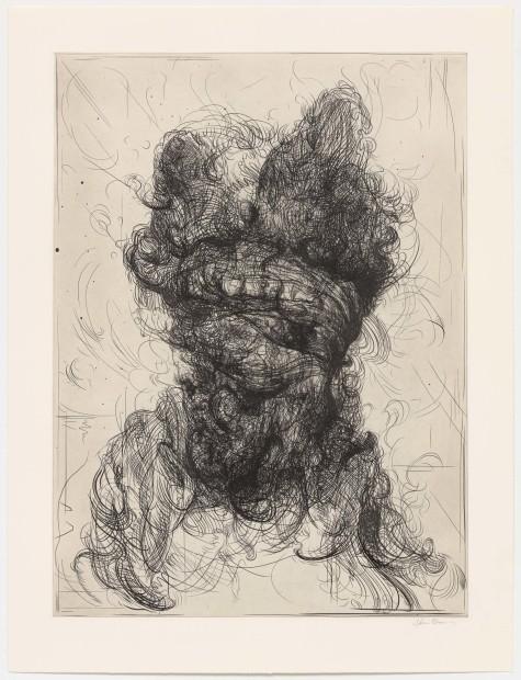 <span class=&#34;artist&#34;><strong>Glenn Brown</strong></span>, <span class=&#34;title&#34;><em>Half-Life (after Rembrandt) 3</em>, 2016</span>
