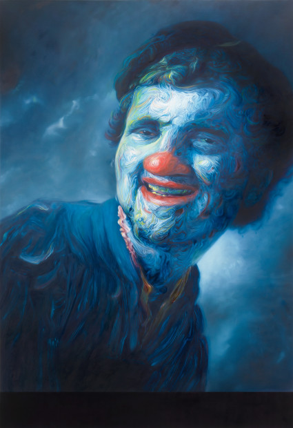 <span class=&#34;artist&#34;><strong>Glenn Brown</strong></span>, <span class=&#34;title&#34;><em>Poor Art</em>, 2016</span>