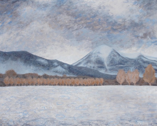 <span class=%22title%22>First Snow, Last of Autumn</span>