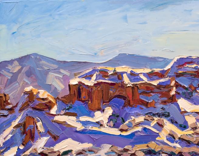 Jivan Lee, Cuyamungue Winter