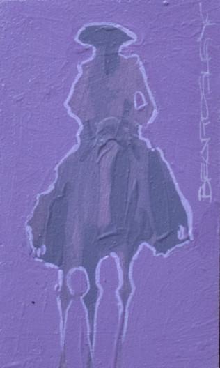 Vaquero Pequeño Purple