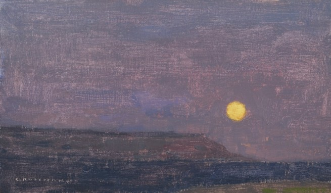 <span class=%22title%22>Yellow Moon with Fading Cliffs</span>