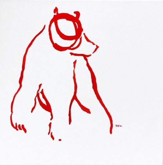 Red Bear 12 Cub