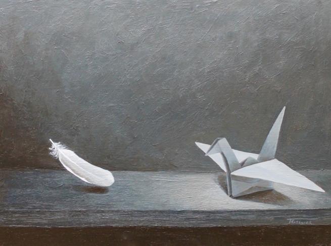 Todd Kosharek, The Swan Feather