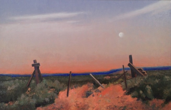 Gary Ernest Smith, Old Fence