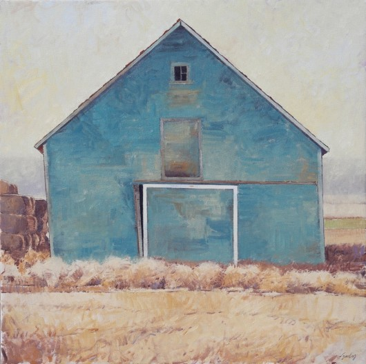 <span class=%22title%22>Leaning Barn</span>