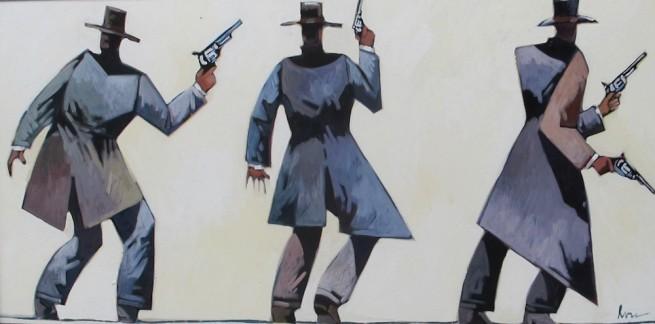 Trio of Gunmen