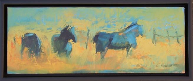 Mary Roberson, Blue Horses
