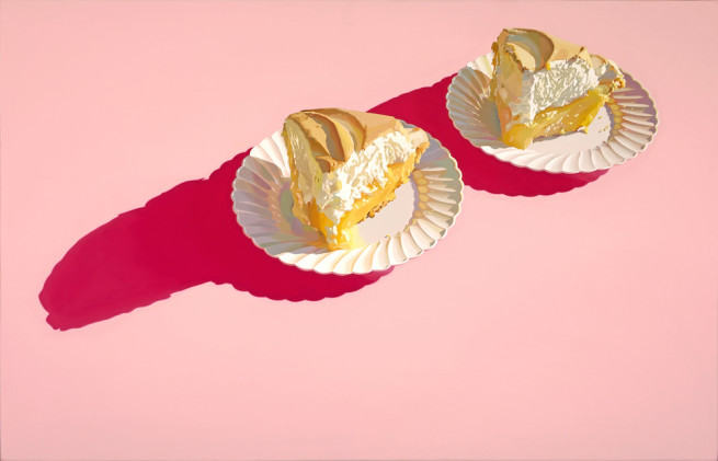 Robert Townsend, Two for Thiebaud (Pies)