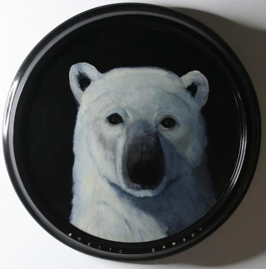Robert McCauley, Arctic Canary, Portrait