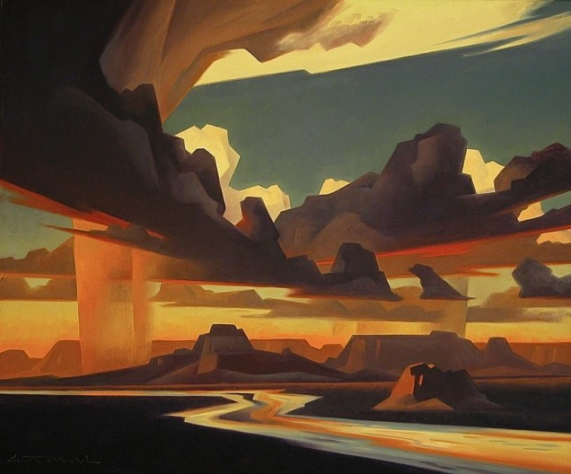 Ed Mell, Wet Summer