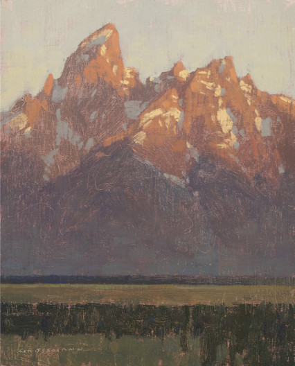 Teton View Sunrise