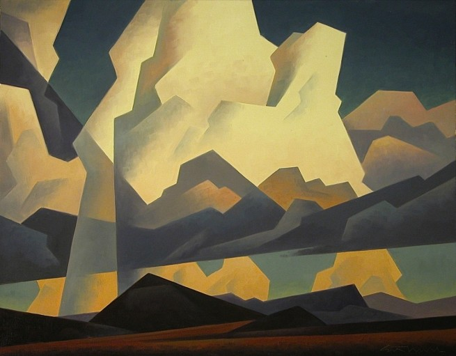 Ed Mell, Center Storm