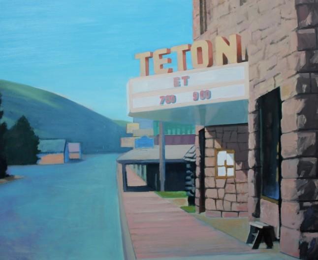 <span class=%22title%22>Teton Theater No. 2</span>