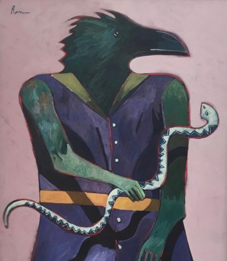 Raven & Snake